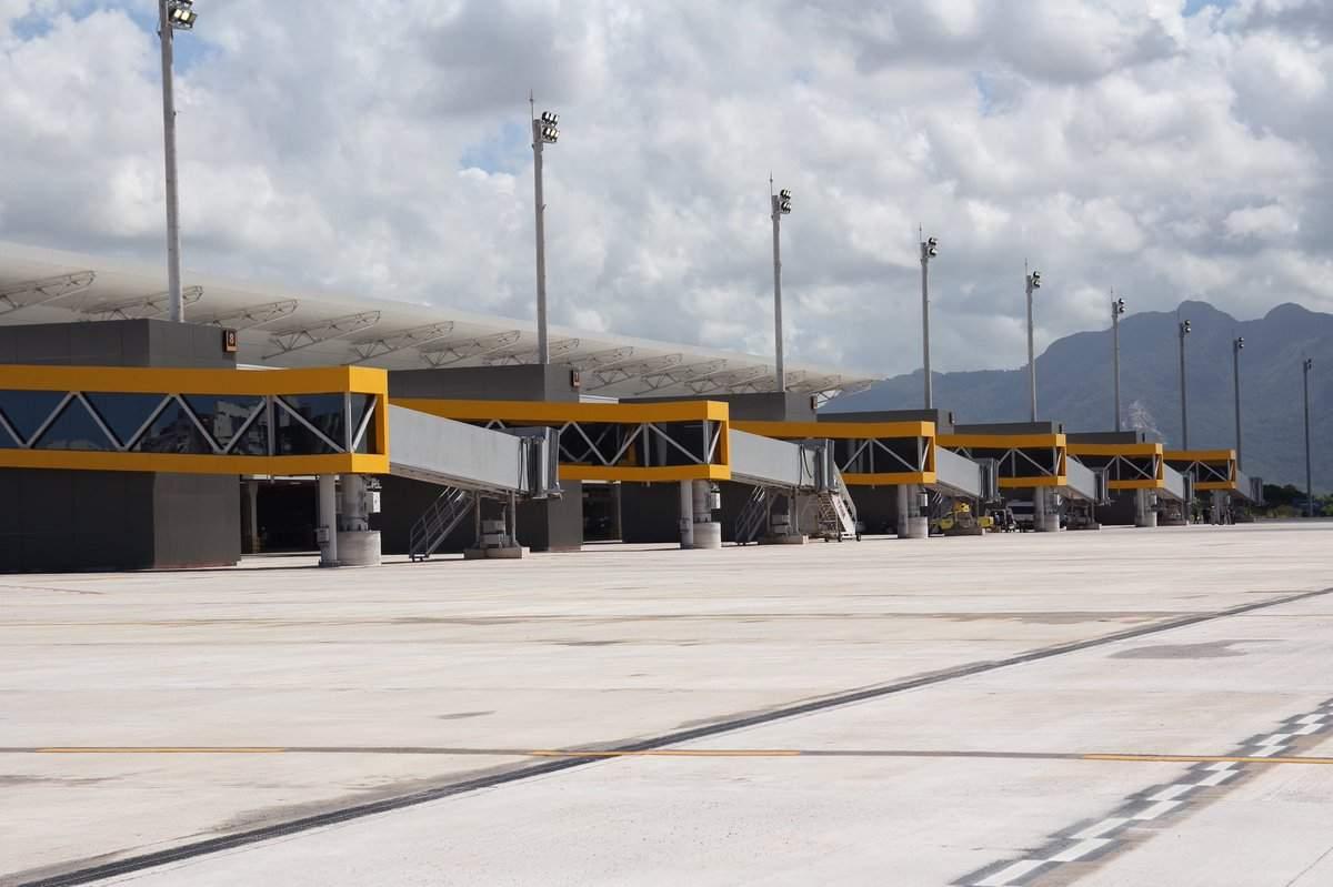 d0cb01adc95 Aeroporto de Vitória será privatizado no dia 15 de março